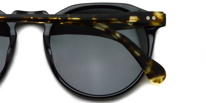 RAEN / REMMY / Black - Matte Brindle Tortoise (Polar) / ¥20,000 + tax