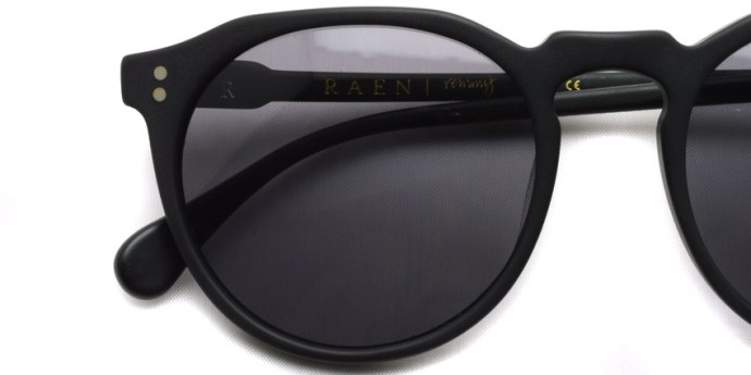 RAEN / REMMY 52 / Matte Black / ¥16,000 + tax