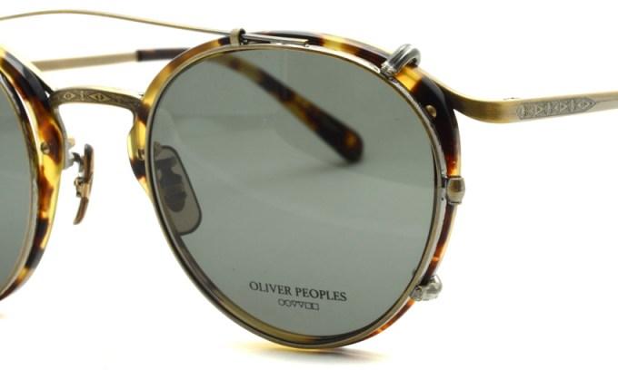 OLIVER PEOPLES / LEONEL c*DTB  +  505Clip c*AG-G15