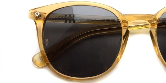 WONDERLAND / BARSTOW / Clear Beach Glass - Grey  / ¥23,000 +tax