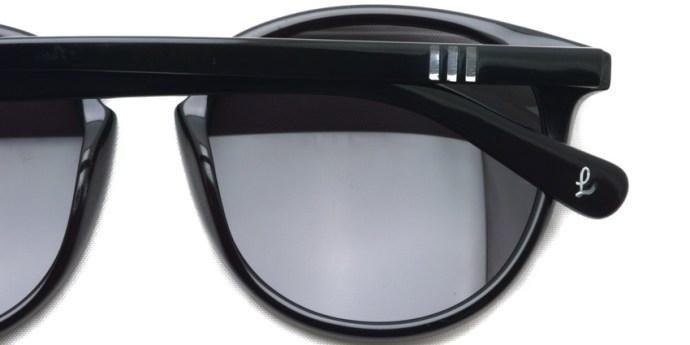 WONDERLAND / BEAUMONT / Gloss BK - Grey / ¥21,000 +tax