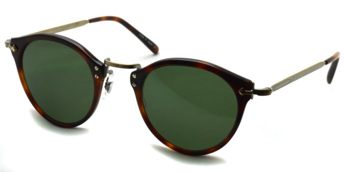 OLIVER PEOPLES /  505 Sun  /  DM - G15 Lenses