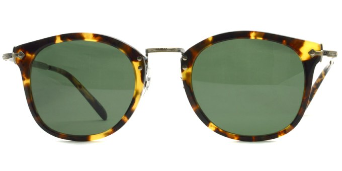 OLIVER PEOPLES /  506 Sun  /  DTB
