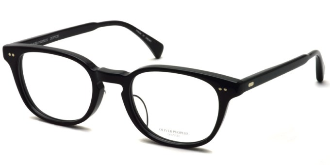 OLIVER PEOPLES / SARVER-LA / BK / ¥30,000 + tax