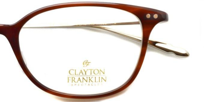 CLAYTON FRANKLIN / 763 / BCR / ¥29,000 + tax