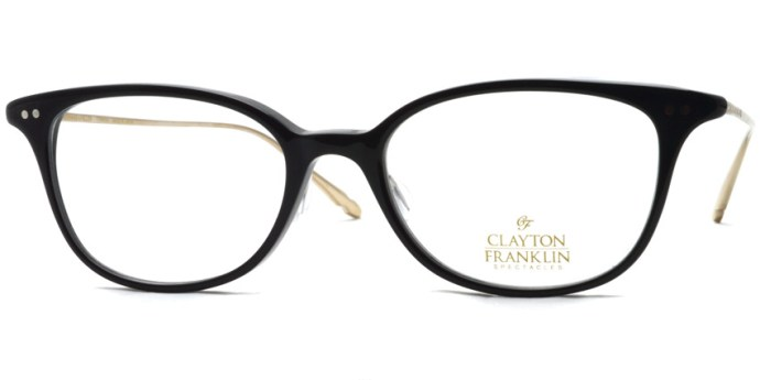 CLAYTON FRANKLIN / 763 /  BK  / ¥29,000 + tax