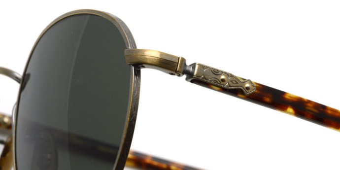 OLIVER PEOPLES / HASSET-J / AG-D.G15 Polar / ¥36,000 + tax