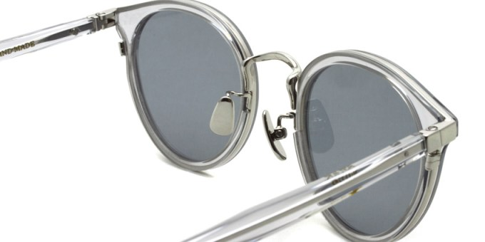 A.D.S.R. / REICH06 / Clear Grey - Silver / ¥18,000 + tax