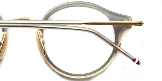 Thom Browne / TB-807 / Satin Crystal Grey - 12K Gold / ¥65,000+tax