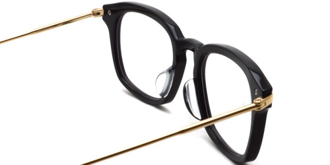 Thom Browne / TB-704 / Black - 12K Gold / ¥49,000+tax