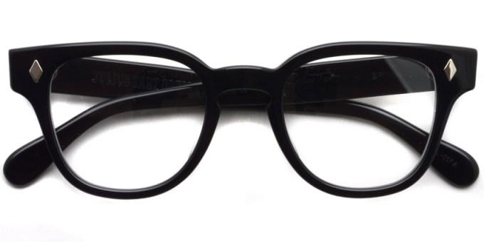 JULIUS TART OPTICAL / BRYAN / BLACK / ¥37,000+tax