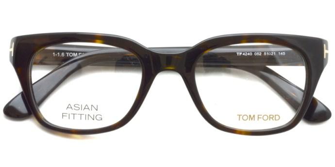 TOMFORD / TF4240 / 052 / ¥40,000 + tax