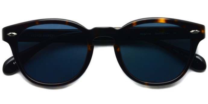 OLIVER PEOPLES / SHELDRAKE PLUS - J / 362 - M.BLU (Polar) / ¥33,000 + tax