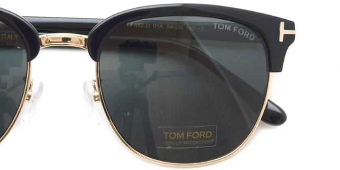 TOMFORD / TF482-D / 01A / ¥50,000 + tax