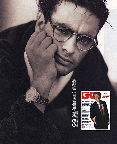 GQ / OLIVER PEOPLES/OP-1955