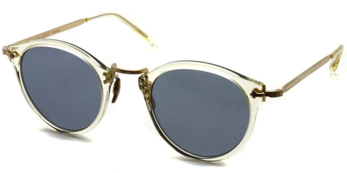 OLIVER PEOPLES / 505 SUN / BECR - Lt.BLUE / ¥36,000 + tax