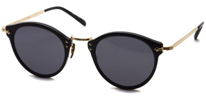 OLIVER PEOPLES / 505 SUN / BK/G - GRY / ¥36,000 + tax