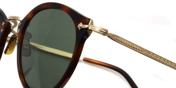 OLIVER PEOPLES / 505 SUN / DM -G15 / ¥36,000 + tax