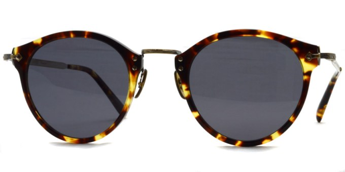 OLIVER PEOPLES / 505 SUN / DTB - GRY / ¥36,000 + tax