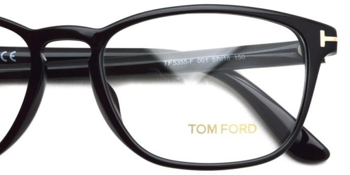 TOMFORD / TF5355F / 001 / ¥36,000+ tax