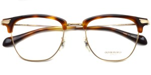 OLIVER PEOPLES / BANKS / DM / ¥33,000 + tax