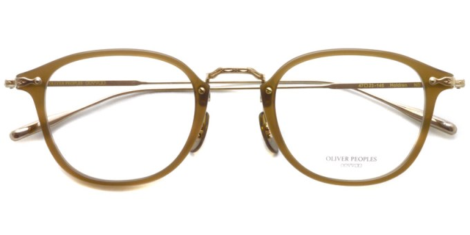 OLIVER PEOPLES /  Holdren  /  ND  /  ¥38,000 + tax