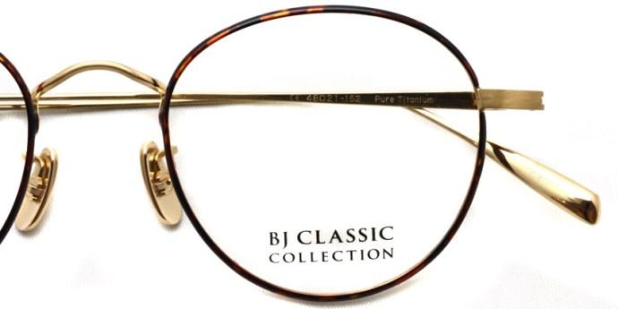 BJ CLASSIC / PREM-116S NT / color* 6 - 2 / ¥34,000 + tax