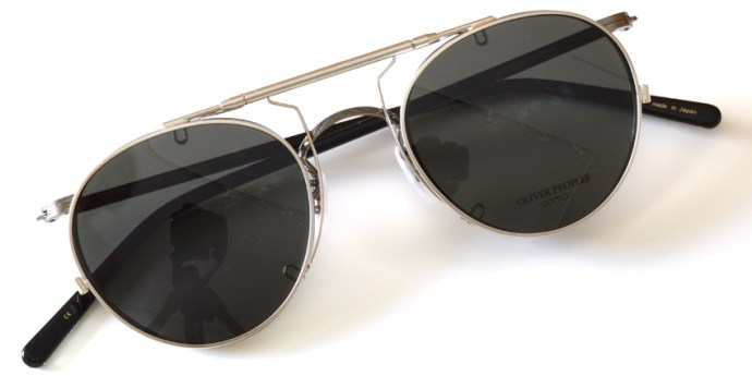OLIVER PEOPLES / OP-78 & CF-606