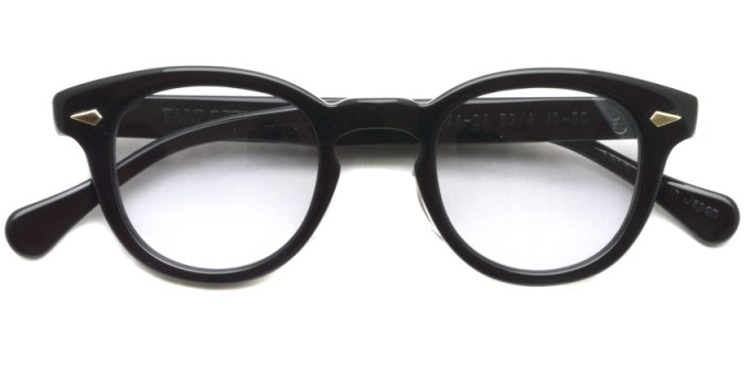 TART OPTICAL ARNEL / JD-55 / 001 BLACK / ¥36,000 + tax