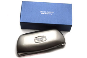 OLIVER PEOPLES 25 Anniversary Case