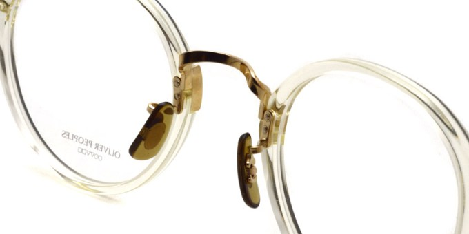 OLIVER PEOPLES / GARSON / BECR / ¥42,000 + tax