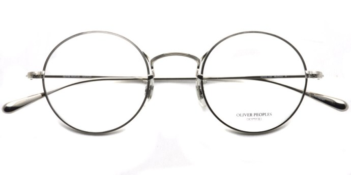 OLIVER PEOPLES / MCCLORY / S / ¥37,000 + tax