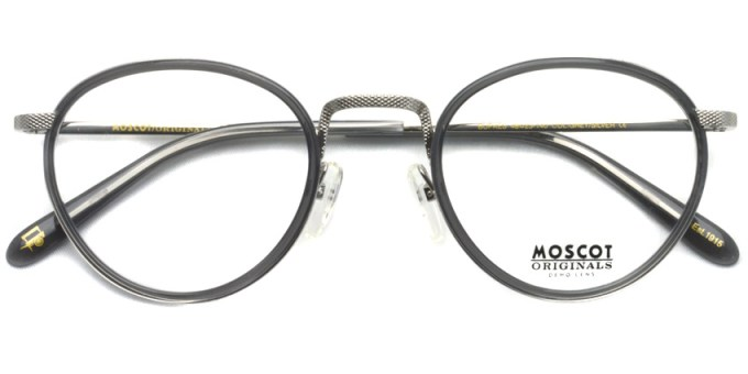 MOSCOT / BUPKES / Grey / Silver / ¥28,000 + tax