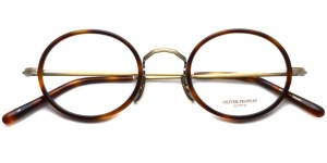 OLIVER PEOPLES / MP-8-XL / AG / ¥36,000 + tax