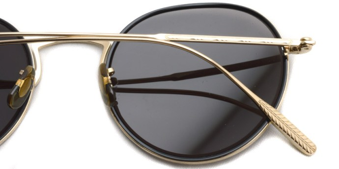 OLIVER PEOPLES / ROSSEN / Gold/Black - Grey / ¥38,000 + tax