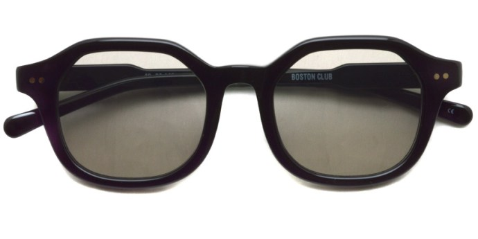 BOSTON CLUB / TURNER01 Sun / Black - Light Grey