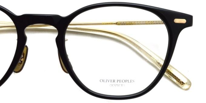 OLIVER PEOPLES / HANKS-J /  BKG  /  ¥34,000 + tax