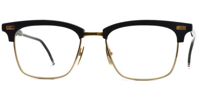 18d31f13006d Thom Browne   TB-711   Black-RWB-12K Gold   ¥65