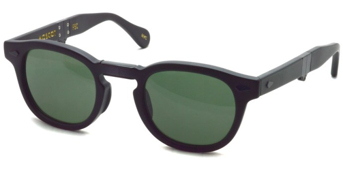 MOSCOT x FREEMANS SPORTING CLUB / LEMTOSH FOLD-A / MATTE BLACK - G15 / ¥45,000+tax