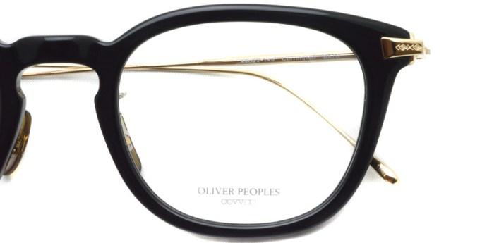 OLIVER PEOPLES /  CORRINGTON  /  BK/G  /  ¥37,000 + tax