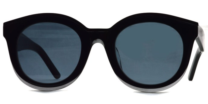 A.D.S.R. / RITENOUR01 / Clear Gray & Shiny Black