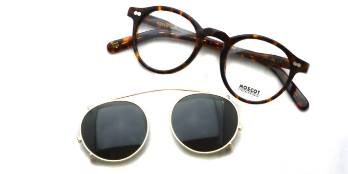 MOSCOT / CLIPZEN / GOLD -G15 / ¥10,000 + tax