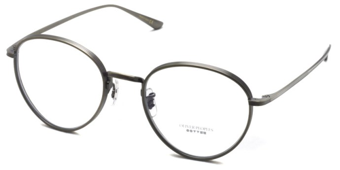 OLIVER PEOPLES THE ROW / BROWNSTONE / P / ¥43,000 + tax