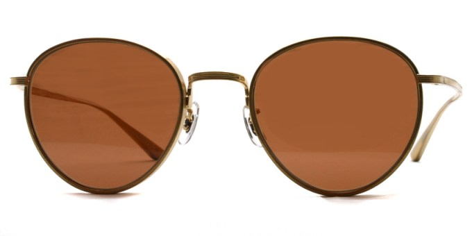 OLIVER PEOPLES THE ROW / BROWNSTONE Sun / BG-G.PER