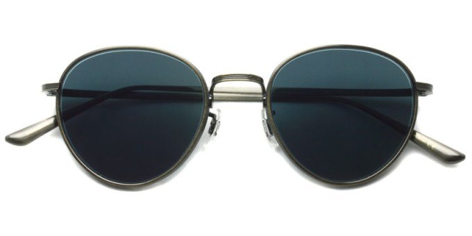 OLIVER PEOPLES THE ROW / BROWNSTONE Sun / P-G.BLUE / ¥45,000 + tax