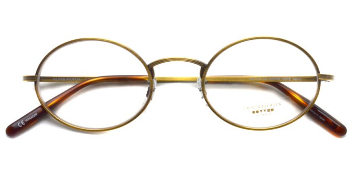 OLIVER PEOPLES THE ROW / EMPIRE SUITE / AG-CLEAR / ¥40,000 + tax