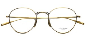 OLIVER PEOPLES / HANLON / Antique Gold