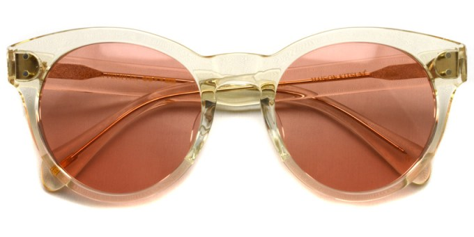 OLIVER PEOPLES x MAISON KITSUNE / PARIS / BUFF-SALMON / ¥32,000 + tax