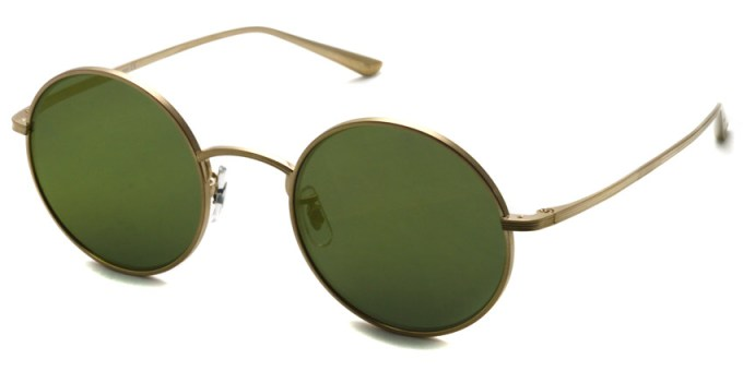 OLIVER PEOPLES THE ROW / AFTER MIDNIGHT / BGGM-G.GLD MIR / ¥43,000 + tax