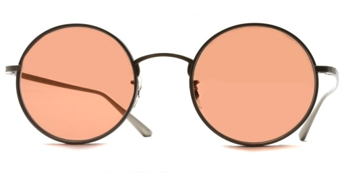 OLIVER PEOPLES THE ROW / AFTER MIDNIGHT / BSP-G.PINK / ¥43,000 + tax